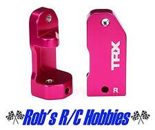 Traxxas TRA 3632P Pink Aluminum Castor Blocks Slash Stamede Rustler