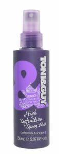 Toni & Guy High Definition Spray Wax 150ml  (New & Unused)
