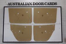 Holden HG, HT Wagon Door Cards, Blank Trim Panels. Quality Hardwood Masonite