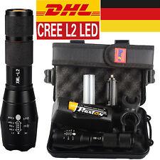 Tactical Flashlight X800 XML L2 (TL 360 ähnlich) LED Taschenlampe 1000 Lumen NEU