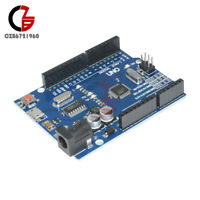 Version for Arduino UNO R3 ATMEGA328P-16AU CH340G Micro USB Board