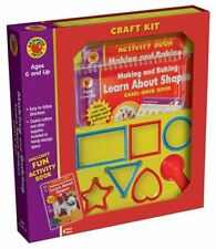 "Brighter Child Early Learning Kit ""Making & Baking"" Brand New in Package-Shapes"