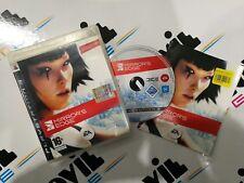 MIRROR'S EDGE per Playstation 3 PS3 italiano USATO garantito