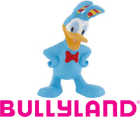Figurines Walt Disney Donald Duck Mickey Mouse Jouets Peint Main Bullyland 15427