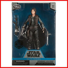 Jyn Erso Elite Series die-cast Figure (NEW) ROGUE ONE: A Starwars Story