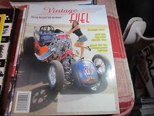 Vintage Fuel magazine Volume 2 Number 3