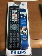 New Philips Universal Remote SRU4105WM/17