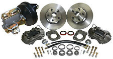 1967 Ford Mustang Power Disc Brake Booster Conversion Kit V8 Drum