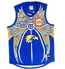 West Coast Eagles AFL 2020 ISC Mens Indigenous Jumper Guernsey Jersey Size L