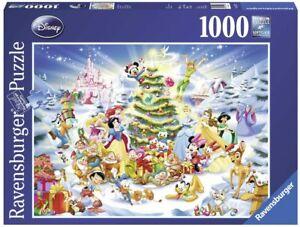 Ravensburger - Disney Christmas Eve Jigsaw Puzzle (1000 pieces) 19287
