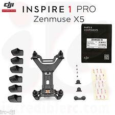 DJI Inspire 1 Pro Zenmuse X5/X5R Gimbal Camera Vibration Absorbing Board & Riser