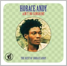 HORACE ANDY - AIN'T NO SUNSHINE-BEST OF 2 CD NEW