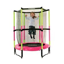 HUDORA Kinder-Trampolin Sicherheitstrampolin Jump In 140, pink
