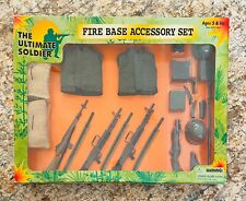 NEW THE ULTIMATE SOLDIER FIRE BASE ACCESSORY SET