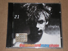 THE JESUS AND MARY CHAIN - 21 SINGLES - CD SIGILLATO (SEALED)