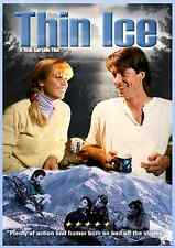 Thin Ice & On The Edge Combo Pack - 2 DVDs (Christian Film)