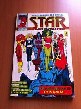 STAR MAGAZINE nr 39 STAR COMICS '93 VENDICATORI L'UOMO RAGNO