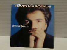DAVID MAROUANI Envie de pleurer 8899827