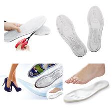 MEMORY Foam solette ortopediche stecca Suole Interne Scarpe Piedi piede Calzature
