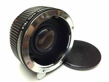 Canon Vintage Teleconverter Lens
