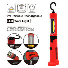 Lampe Baladeuse LED Rechargeable Sans Fil Lampe Torche LED COB Ultra Puissante