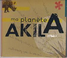Akila CD Ma Planète - Digipack - France (M/M)