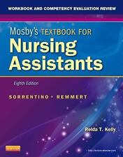 Workbook and Competency Evaluation Review for Mosby's Textbook for Nursing Assis