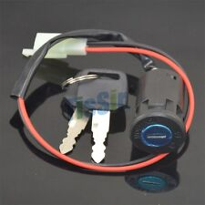 2 Wires 2 Keys Ignition Switch for Electric Scooter& Gas Scooter