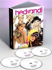 Hed Kandi Anthems & Artwork (best Of) 4 CD