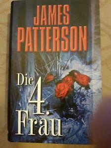 DIE 4. FRAU von James Patterson : Thriller