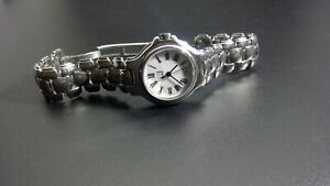 Dunhill Ladies Watch - Stainless Steel Quartz - Swiss Made