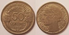 50 Centimes Morlon 1939 B Bruxelles, TTB+ !!