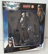 AUTHENTIC Medicom MAFEX 009 Selina Kyle CATWOMAN DC Dark Knight Rises US Seller