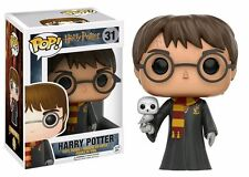 Harry Potter - Harry Potter mit Hedwig 9.5cm Pop Vinyl Figur 31