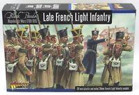 Black Powder 302012001 Late French Light Infantry (Waterloo) Napoleonic Wars NIB