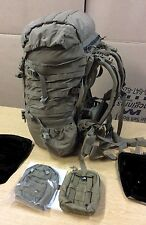 COMBO USGI USMC COMPLETE FILBE BACK PACK RUCKSACK COYOTE NEW FRAME,BELT,SHOULDER