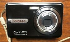 Pentax Optio E75 10.1 Megapixels + Case and Battery only