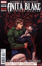 ANITA BLAKE: CIRCUS OF THE DAMNED - SCOUNDREL (2011 Series) #3 Fine Comics