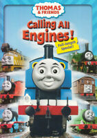 Thomas & Friends - Calling All Engines (Maple) New DVD