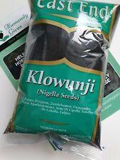 Nigella Seeds Klowunji Black seeds 400g Pure Seeds East End