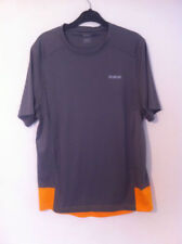 Reebok Polyester Crew Neck Graphic T-Shirts for Men