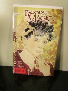 THE BOOK OF MAGIC 37 DC Vertigo ~ BAGGED BOARDED~
