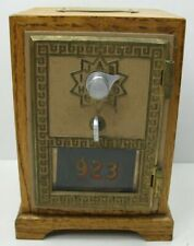 1960 Vintage Post Office Door Mail Box Bank by Keyless Lock Co. #923