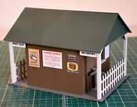 1:32 Scale Kit - Vintage Scalextric Entrance Hut - for Scalextric/Other Layouts