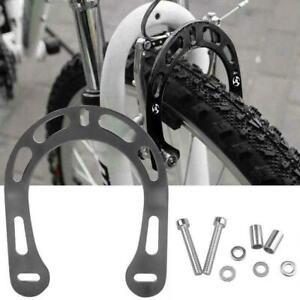 Black aluminum MTB bicycle bike V-brake/cantilever brake booster J9R9