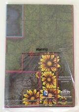 Heroclix No Man's Land set OP Kit 2-Sided Map! Robinson Park