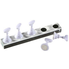 Nail Tips Practice Stand Sets Magnetic Training Holder Nails Art Display Tool