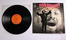 IVAN REBROFF Opera VINYL LP Record Album Audiophile French CBS S-70088 PRESS NM