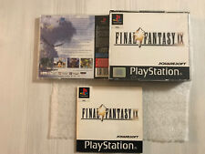 FINAL FANTASY IX Playstation PSX PAL FR
