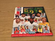 Complete 2014 Season Sports Sticker Albums